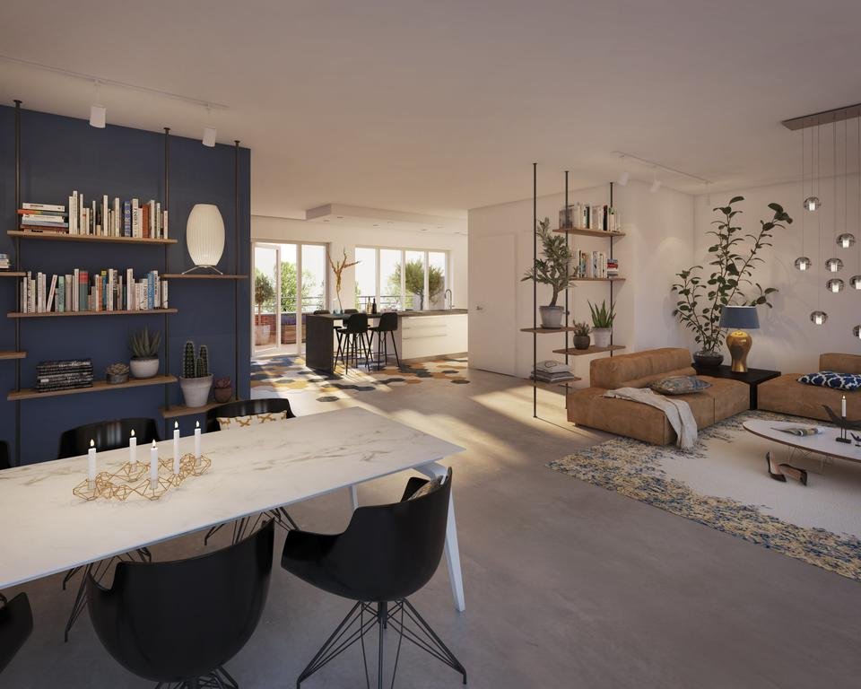 2. Penthouses